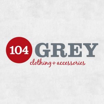 104 Grey Logo