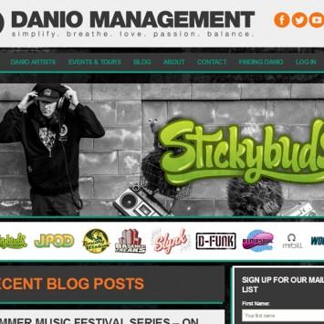 Danio Management
